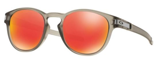 Imagen de OAKLEY LATCH GREY/RED IRIDIUM