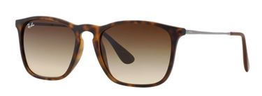Imagen de RAY-BAN CHRIS HABANA MARRÓN DEGRADADA RB4187