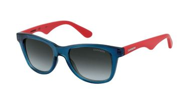 Imagen de CARRERA CARRERINO 10 BLUE CORAL/RED WITH GREY GRADIENT LENSES