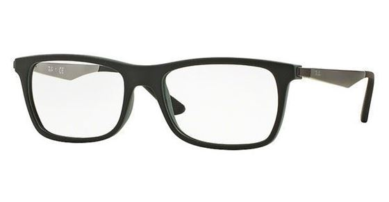 Imagen de RAY-BAN RB 7062 5197 BLACK TOP ON GREEN