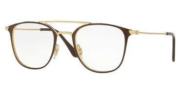 Imagen de RAY-BAN RB 6377 2905 GOLD AND BROWN