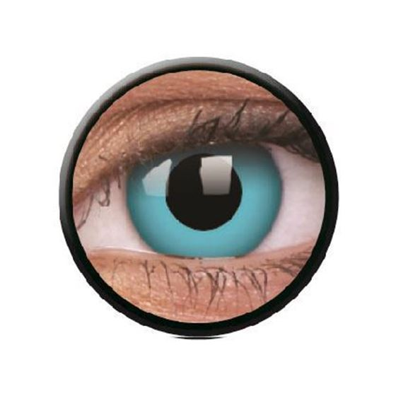 Imagen de Lentillas de colores Crazy Lens 3 Meses SKY BLUE de ColourVue