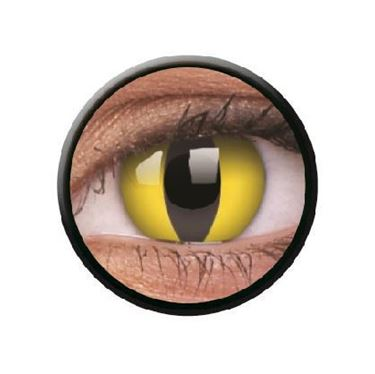 Imagen de Lentillas de colores Crazy Lens 3 Meses CAT´S EYE de ColourVue