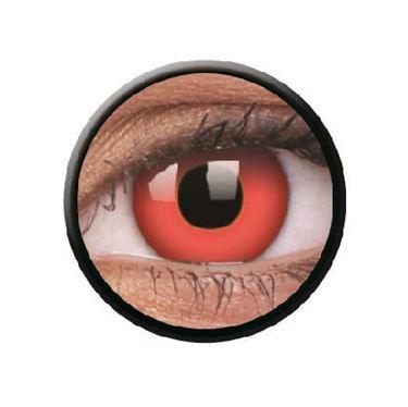 Imagen de Lentillas de colores Crazy Lens 3 Meses RED DEVIL de ColourVue