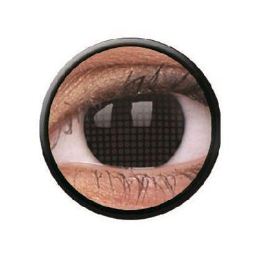 Imagen de Lentillas de colores Crazy Lens 3 Meses BLACK SCREEN de ColourVue