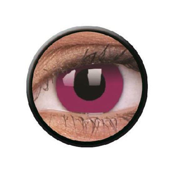 Imagen de Lentillas de colores Crazy Lens 3 Meses PURPLE de ColourVue
