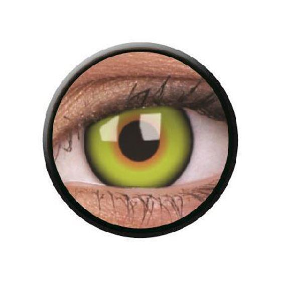 Imagen de Lentillas de colores Crazy Lens 3 Meses MAD HATTER de ColourVue