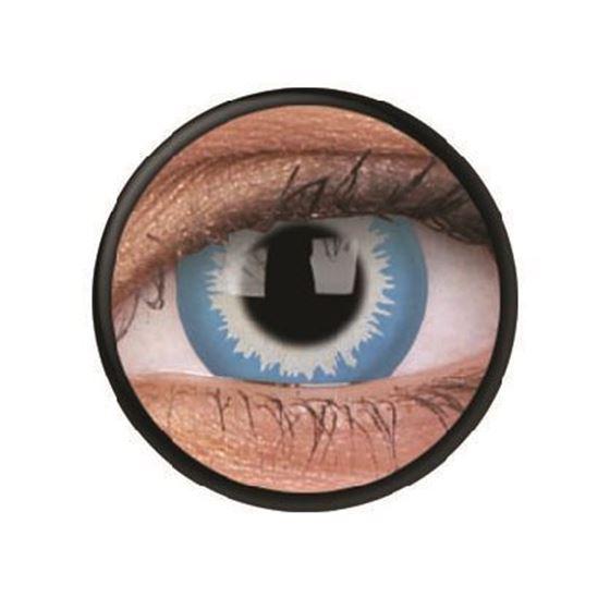 Imagen de Lentillas de colores Crazy Lens 3 Meses BLUE ELF de ColourVue