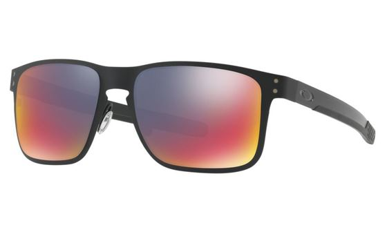 Imagen de Oakley HOLBROOK™ METAL Positive Red Iridium OO4123
