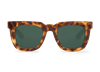 Imagen de  HIGH CONTRAST TORTOISE MELROSE WITH CLASSICAL LENSES DE MR.BOHO
