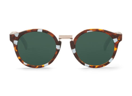 Imagen de HAZE TORTOISE FITZROY WITH CLASSICAL LENSES DE MR.BOHO
