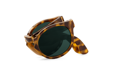 Imagen de HIGH-CONTRAST TORTOISE FOLDABLE JORDAAN WITH CLASSICAL LENSES DE MR.BOHO