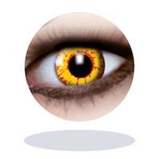 Imagen de Lentillas fantasía de colores Crazy Lens Diaria ORCO de DISOP