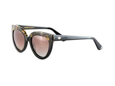 Gafas de sol Hugo Conti 6141 habana y negro con lente polarizada