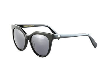 Gafa de sol polarizada Hugo Conti modelo 6144 en color negro