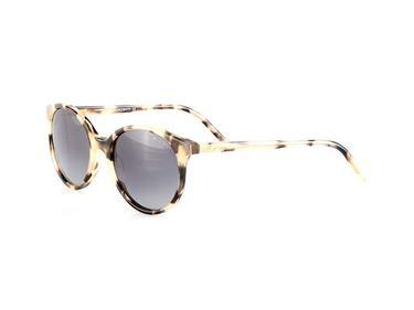 Gafas de Sol Hugo Conti 6146 jaspeada en tonos gris y marrón con lente polarizada