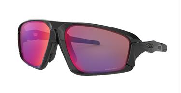Gafas de sol Oakley Field Jacket negra con lentes Prizm Road