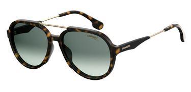 Gafas de sol Carrera 1012/S Habana con lente degradada gris